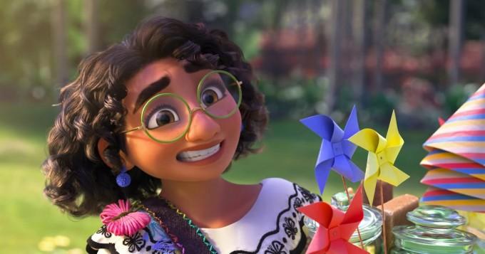 Disney esittelee tulevaa animaatioelokuvaansa Encanto