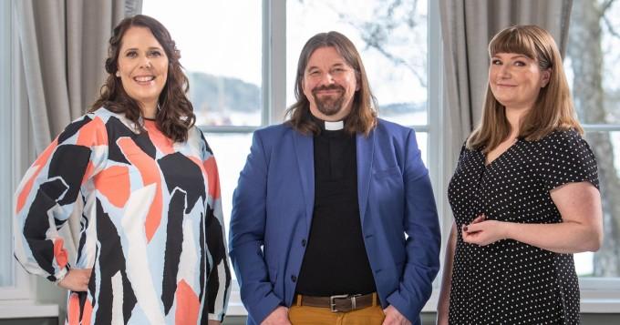 Ensitreffit alttarilla jatkuu MTV3-kanavalla 31.8. - uutena asiantuntijana Hanna Myllymaa