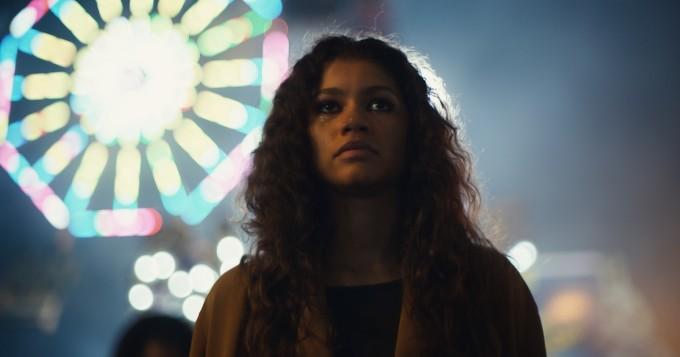 Marvel-kaunotar varoittaa uudesta HBO-sarjastaan Euphoria - seksiä, huumeita...