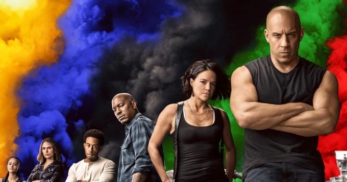 Pandemia-ajan ennätystulos: Yleisöt palasivat elokuvateattereihin Fast & Furious 9:n kyydissä