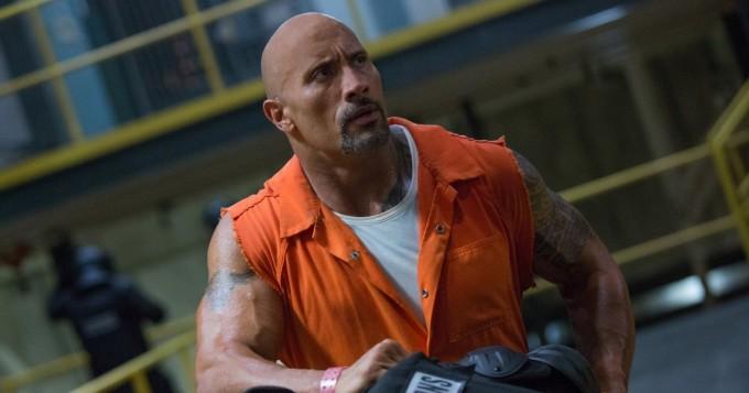 Dwayne Johnson julkaisi maistiaisen Fast and Furious -spinoffista Hobbs and Shaw