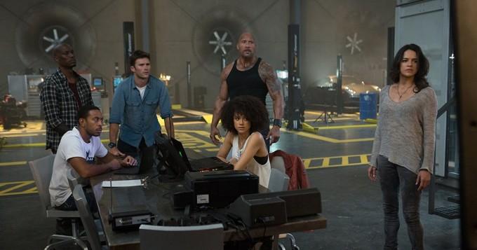 Netflix Suomi poistaa pian Fast & Furious 8:n