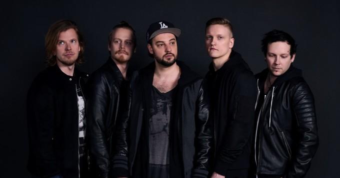 Tältä HesaÄijä kuulostaa rock-yhtyeessä: Forte Silence - Unicorn