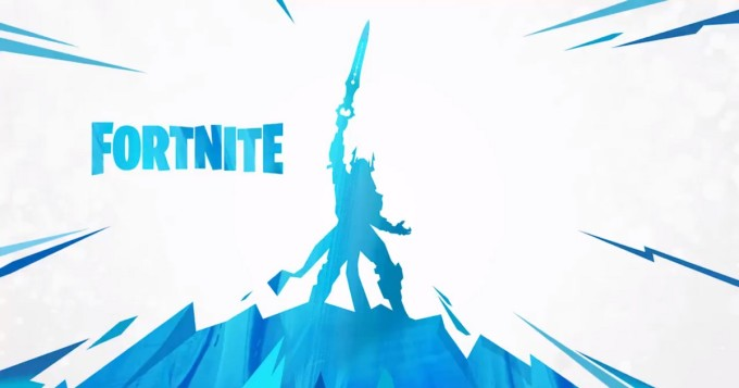 Fortnite Battle Royale saa Infinity Blade -miekan