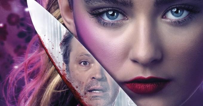 Kauhukomedia Freaky valkokankaille 27.11. - Vince Vaughn ja Kathryn Newton vaihtavat kroppiaan