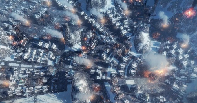 PlayStation 4 ja Xbox One: Frostpunk saapui konsoleille
