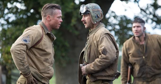 Netflix nyt: Brad Pitt ja Shia LaBeouf tähdittävät sotaelokuvaa Fury