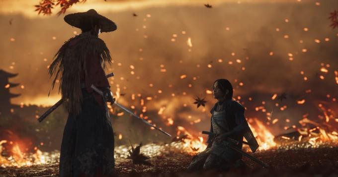 PlayStation 4 tänään: odotettu Ghost of Tsushima -samuraiseikkailu julki