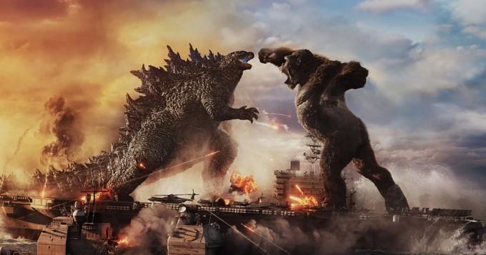 Godzilla vs. Kong - legendat kohtaavat valkokankailla maaliskuussa
