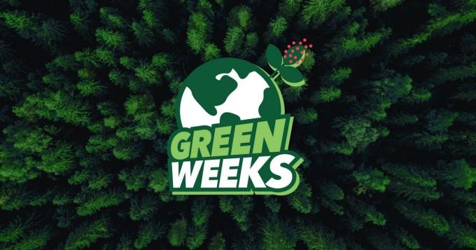 Green Weeks alkaa tänään - Matsmart pelastaa kestävän ostamisen viikoilla 50 000 kiloa ruokaa