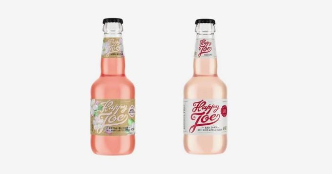 Kaksi uutta Happy Joe -siideriä tulossa: Red Love ja Apple Blossom
