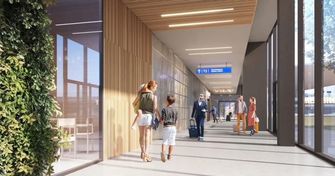 Skanska toteuttaa Suomen suurimman hotellihankkeen Helsinki-Vantaan lentoasemalle