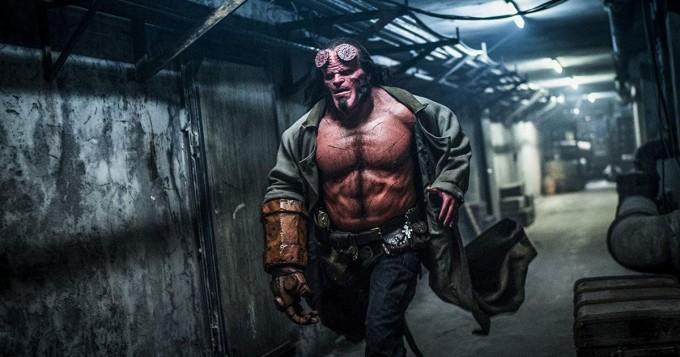 Hellboy sai uuden trailerin - 12.4. ilmestyvän elokuvan pääosassa Stranger Things -tähti