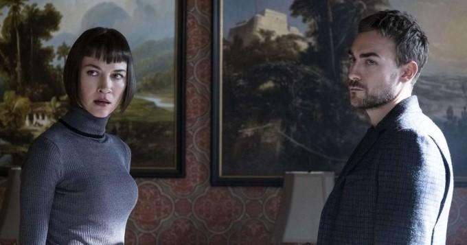 Tältä näyttää Marvel-kauhusarja Helstrom - pääosissa Tom Austen ja Sydney Lemmon