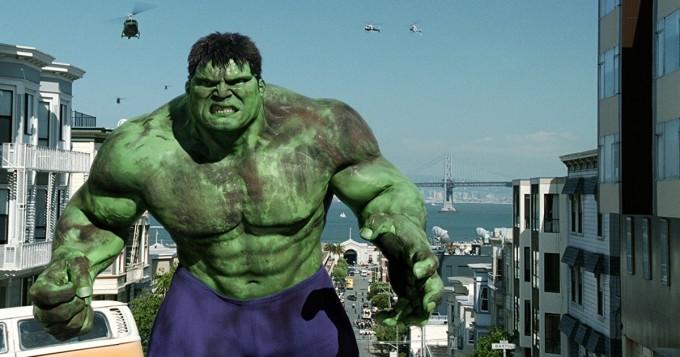 Tänään tv:stä: vuoden 2003 Hulk-leffa, joka ei liity Marvel-elokuvauniversumiin