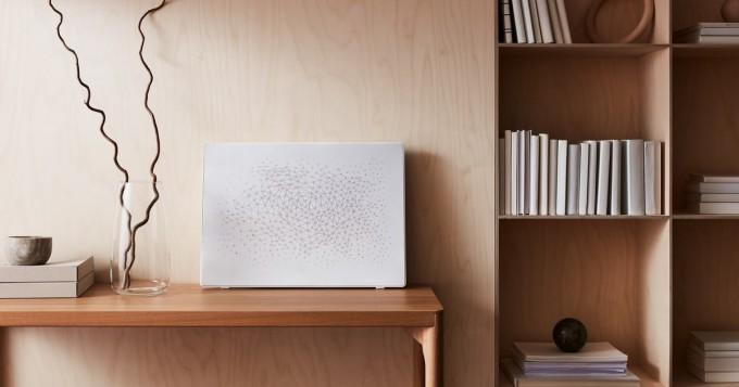 """Ikea ja Sonos yhteistyössä: Symfonisk-kehyskaiutin tulossa - """"Tilaa säästävä kaiutin voi roikkua yksin seinällä huomiota herättävänä taideteoksena"""""""