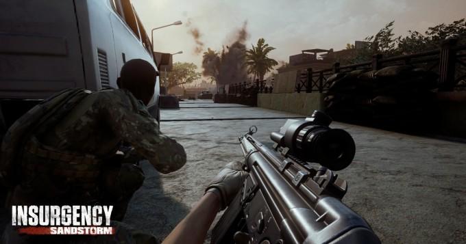 Insurgency: Sandstorm tuo taktisen ja modernin sodankäynnin pelikonsoleille