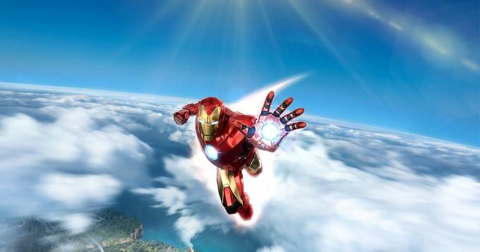 Huikea Marvel-peli tulossa: Iron Man VR ilmestyy vain PS4-pelinä PlayStation VR -laseille