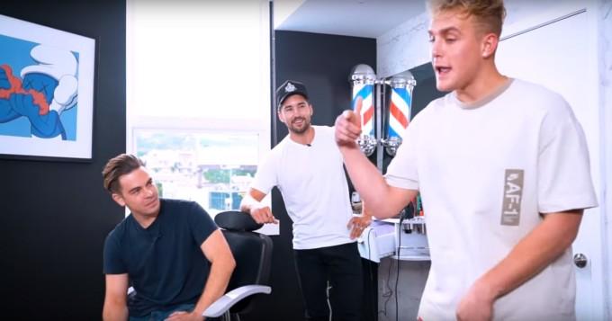 Jake Paul ja Cody Ko kohtasivat - PewDiePie irvailee