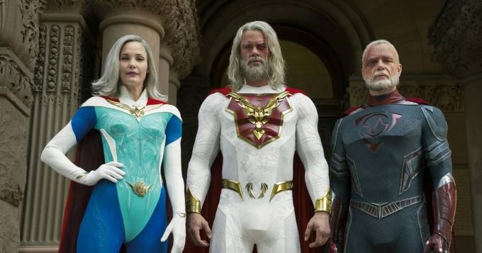 Netflix tänään: Mark Millarin sarjakuvaan perustuva supersankarisarja Jupiter´s Legacy alkaa