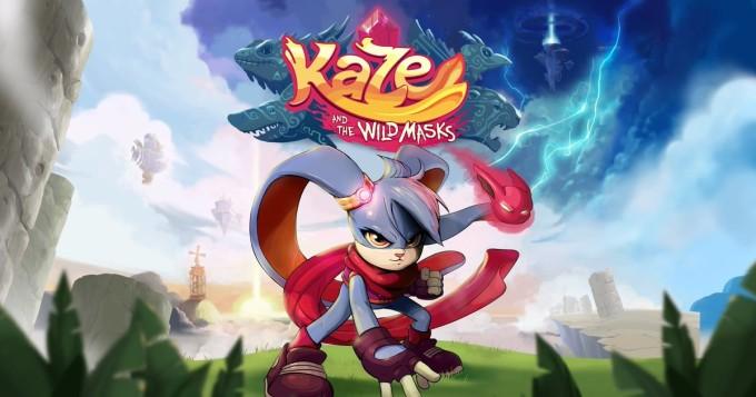 Odotettu tasohyppelypeli Kaze and the Wild Masks ilmestyy 26.3.