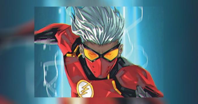 DC Comics esittelee muunsukupuolisen The Flashin: Kid Quick ottaa pian paikkansa Justice League -ryhmässä