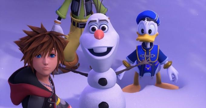 Kingdom Hearts 3 -pelissä kuullaan Frozen-klassikko Let It Go - näin kohtaukset eroavat pelin ja elokuvan välillä