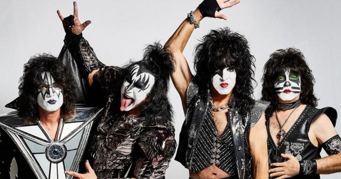 KISS Suomeen viimeistä kertaa - konsertti vahvistettu