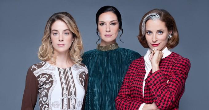 Yle Areena nyt: uusi sarja Kolme naista