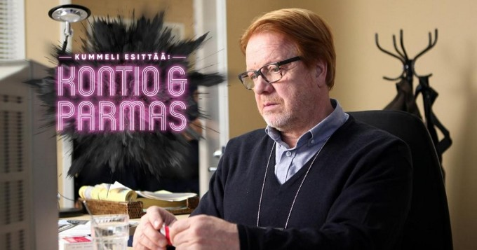 Ruutu-suoratoistopalvelun Kummeli-sarja Kontio & Parmas saa jatkoa
