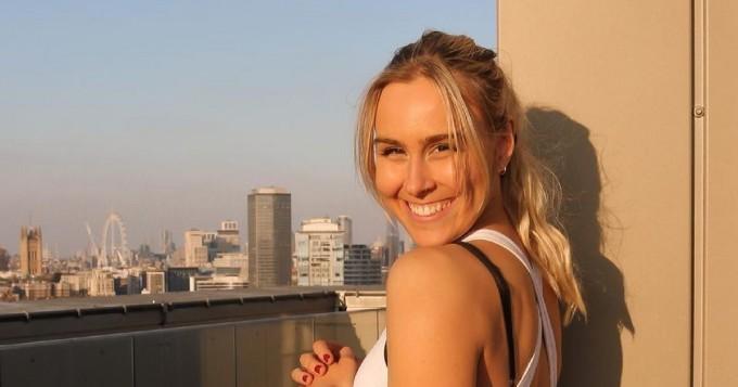 Jo on fitness-pylly! Pirtsakka Leah Grace ihastuttaa Instagram-kuvillaan