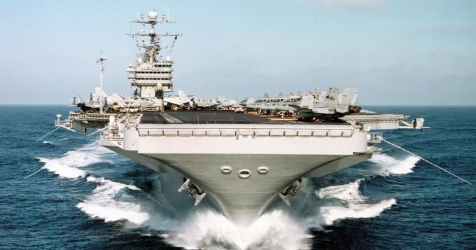Koronavirus: Yhdysvaltain lentotukialuksen komentajalta vietiin johtajuus - vääränlainen pyyntö laivastolta