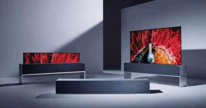 Keksikö LG nyt varman hitin? - LG Signature OLED -rullautuva tv on upea myös sisustuksessa