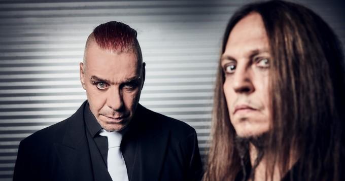 Lindemann julkaisi albuminsa F & M - Rammstein-laulajan sivuprojekti tulossa myös Suomeen