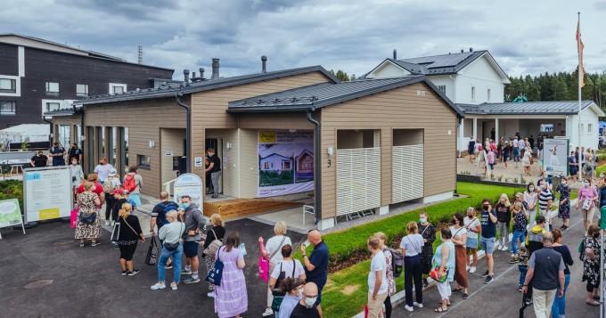 Lohjan Asuntomessut: Rakennuksen hiilijalanjälkeä kannattaa pienentää jo suunnitteluvaiheessa