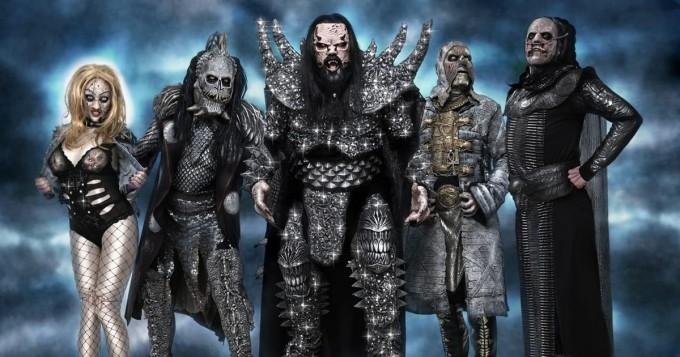 Ei aprillia! Lordi todellakin julkaisee peräti seitsemän studioalbumia lokakuussa