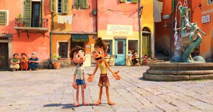 Disney+ tänään: uunituore Pixar-animaatioelokuva Luca