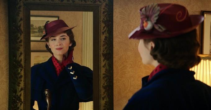 Maija Poppasen paluu - Emily Blunt on nyt Disney-klassikkohahmo