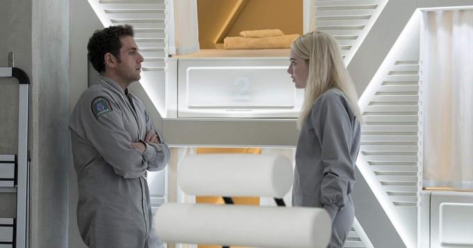 Netflix tänään: kaksi suurta Hollywood-tähteä uudessa Maniac-alkuperäissarjassa
