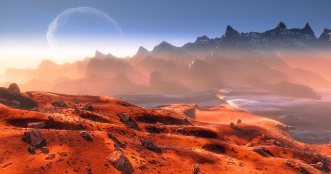 Tilasitko matkan Marsiin? Huonoja uutisia - menikö jopa huijaukseksi?