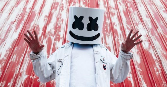 EDM-tähti Marshmello julkaisi uuden musiikkivideon Stars