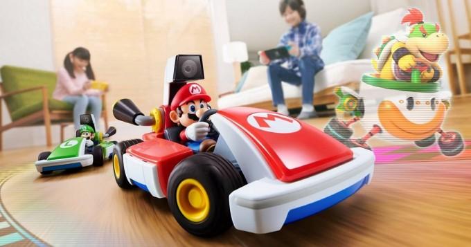 Kodista kilparata! Mario Kart Live: Home Circuit ilmestyy perjantaina