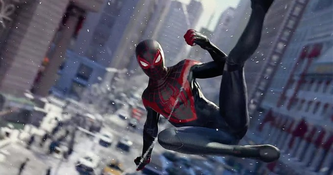 PS5:n Marvel´s Spider-Man: Miles Morales esittelyssä