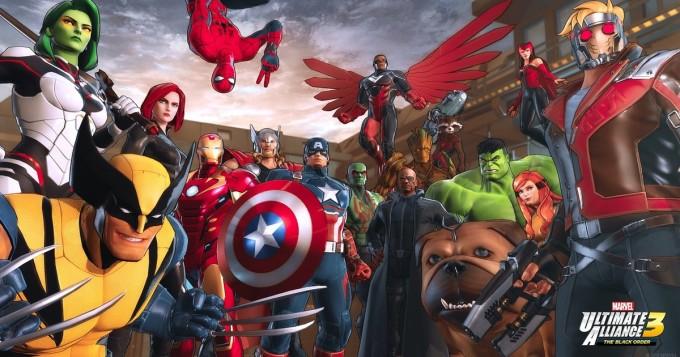 10 vuoden tauon jälkeen Marvel: Ultimate Alliance 3: The Black Order tulossa - vain Nintendo Switch