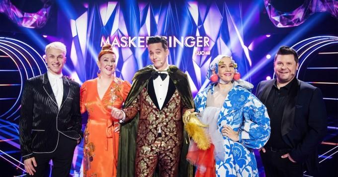 Masked Singer Suomi jatkuu MTV3-kanavalla 28.8. - mukana mm. Bilepanda, Corppi, Yksisarvinen ja Murkku