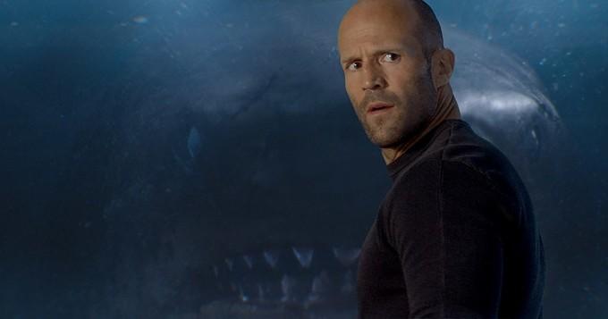 Netflix nyt: tuoretta Jason Statham -toimintaa - Megalodon