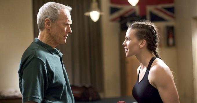 TV:stä klo 21.00: yksi parhaista Clint Eastwood -leffoista - 4 Oscarin Million Dollar Baby
