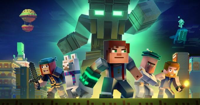 Minecraft-elokuva tulossa vasta 2022