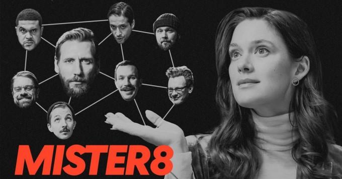 Elisa Viihde -alkuperäissarja Mister8 pokkasi useita Canneseries-palkintoja - paras tv-sarja ja Pekka Strang paras näyttelijä
