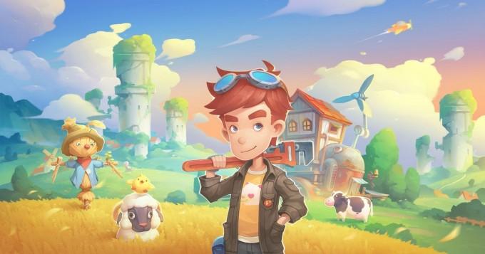 Nintendo Switch, PlayStation 4 ja Xbox One tänään: Worms-peleistä tutun Team17:n My Time at Portia julki